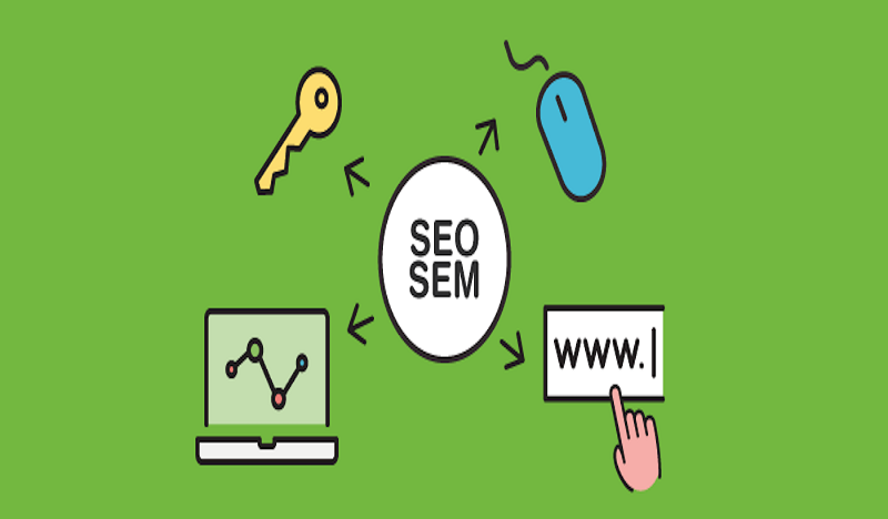 SEO & SEM Difference